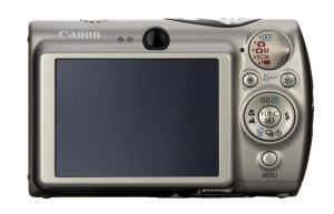 Canon PowerShot SD900 Manual - back side
