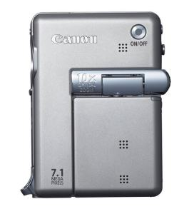 Canon PowerShot TX1 Manual User Guide and Product Specification
