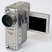 Canon PowerShot TX1 Manual - camera front face