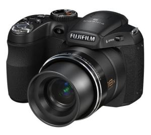 FujiFilm FinePix S1800 Manual - camera front face