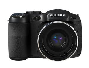 FujiFilm FinePix S1900 Manual - camera front face