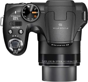 FujiFilm FinePix S1900 Manual - camera top side
