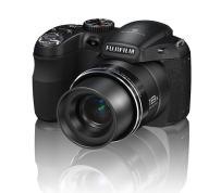 FujiFilm FinePix S2900HD Manual - camera front side