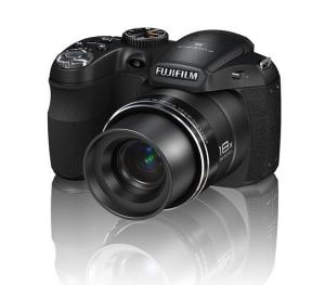 FujiFilm FinePix S2900HD Manual - camera front side
