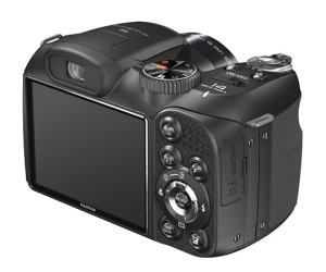 FujiFilm FinePix S2900HD Manual - camera rear side