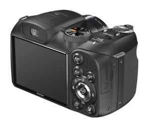 FujiFilm FinePix S2900HD Manual - camera rear side