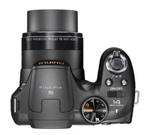 FujiFilm FinePix S2900HD Manual - camera top side