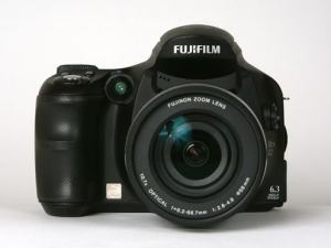 FujiFilm FinePix S6500fd manual-camera front side