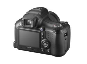 FujiFilm FinePix S6500fd Manual - camera rear side