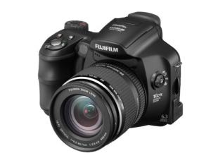 FujiFilm FinePix S6500fd Manual - front face