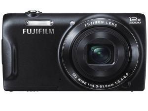 FujiFilm FinePix T560 Manual - camera front side