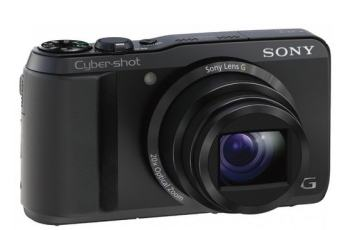 Sony DSC-HX20V Manual user Guide and Product Specification