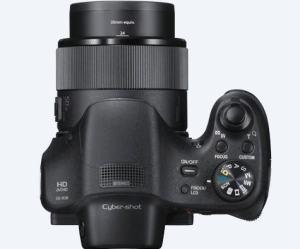 Sony DSC-HX300 Manual - camera top plate