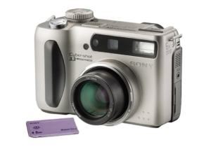 Sony DSC S75 Manual User Guide and Product Specification