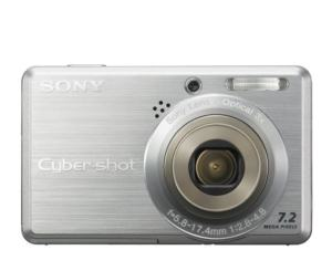 Sony DSC-S750 Manual User Guide and Product Specification