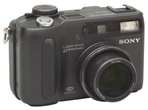 Sony DSC-S85 Manual User Guide and Product Specification