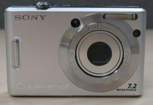 Sony DSC W35 Manual User Guide and Product Specification