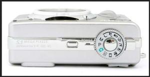 Sony DSC-W5 Manual - camera side