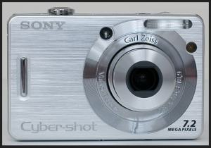 Sony DSC W55 Manual User Guide and Product Specification
