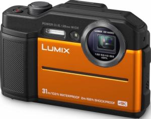 Introducing Panasonic Lumix DC-FT7; Camera Front Face