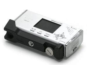 Sony DSC L1 Manual -camera rear side