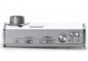 Sony DSC L1 Manual - camera side