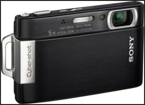 Sony DSC T200 Manual User Guide and Product Specification
