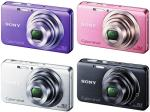 Sony DSC W630 Manual - camera variants