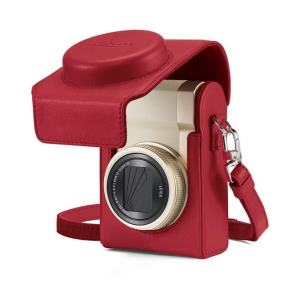 Leica C-Lux Camera; Camera and case