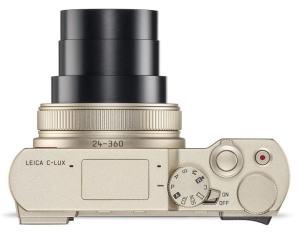 Leica C-Lux Camera; top plate