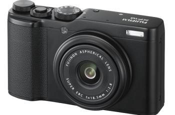 Fujifilm XF10; Black Variants