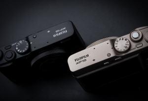 Fujifilm XF10; Top Plate