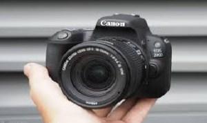 Canon EOS 200D picture 1