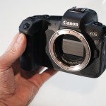 CANON EOS R; New Generation from EOS Family 8