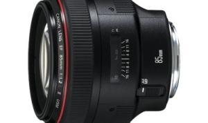 DSLR Camera Lens: Zoom Lens
