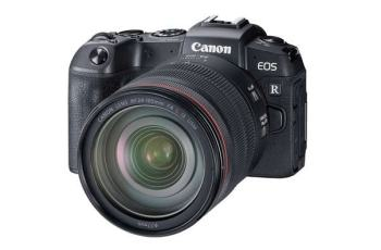 Canon EOS RP: an Entry-Level Full Frame Camera with 26MP 1