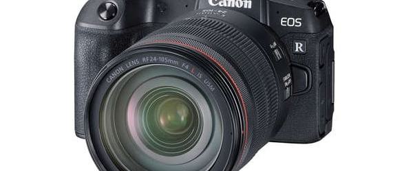 Canon EOS RP: an Entry-Level Full Frame Camera with 26MP 5