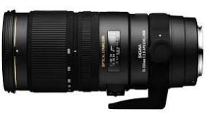 Sigma 70-200mm f / 2.8 DG OS HSM Sport