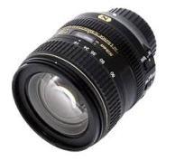 Nikon Lens: AF-S DX 16-80mm f / 2.8-4E ED VR