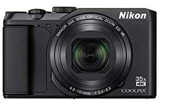 Nikon New Camera: Nikon A1000 with Super Zoom Capability 1