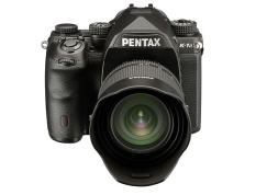 Pentax DSLRs: Pentax K-1 Mark II