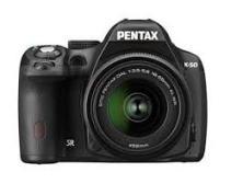 Pentax DSLRs: Pentax K-50