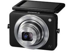 Pocket Camera: Canon Powershot N