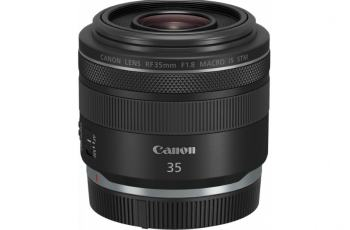 Lens: The Canon RF 35mm f / 1.8 IS Macro STM lens Review 1