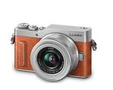 The best Panasonic Lumix camera:  Panasonic Lumix DC-GF10