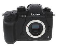 The best Panasonic Lumix camera:   Panasonic Lumix DC-GH5