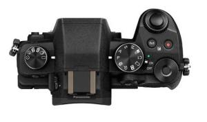 Panasonic Lumix DMC-G85  : Camera's Button