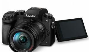 Panasonic Lumix G7 LCD