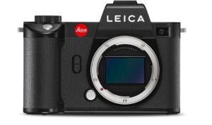 Leica SL2: Camera's Body