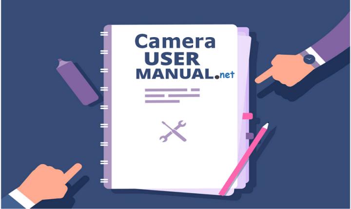 camera user manual pdf